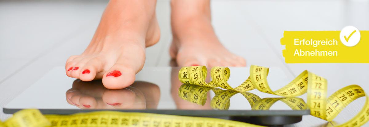 Abnehmerfolg mit der HCG-Diät